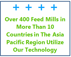 Over than 400 feed mills